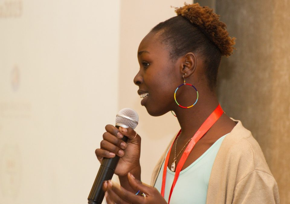 Introducing AfNHi youth cohort  – Evelyn Odhiambo